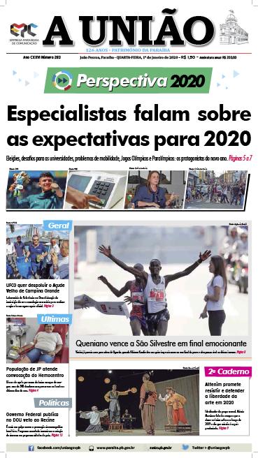 Capa A União 01-01-20.jpg