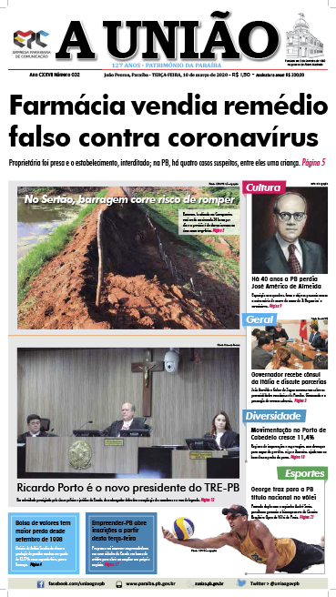 Capa A União 10-03-20.jpg